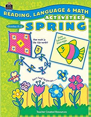 Reading, Language & Math Activities: Spring 9781420638905