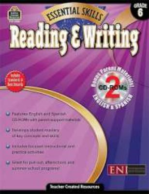 Reading & Writing, Grade 6 [With 2 CDROMs] 9781420662269