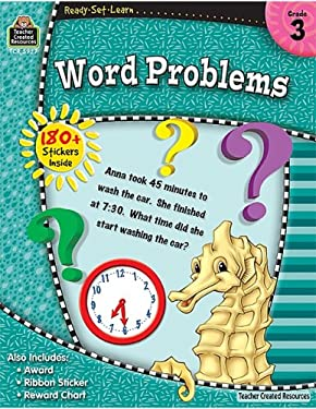Ready-Set-Learn: Word Problems Grd 3 9781420659276