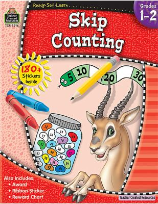 Ready-Set-Learn: Skip Counting Grd 1-2 9781420659160