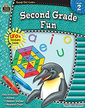 Second Grade Fun 9781420659368