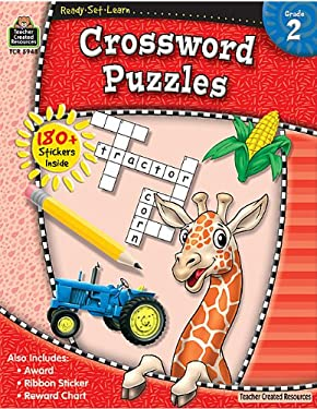 Ready-Set-Learn: Crossword Puzzles 9781420659481
