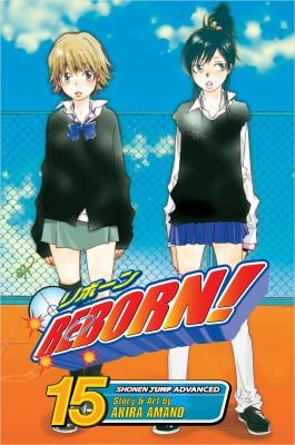 Reborn!, Volume 15 9781421528564