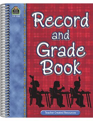 Record and Grade Book 9781420633603