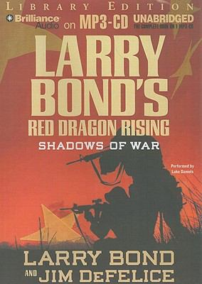 Red Dragon Rising: Shadows of War 9781423370123