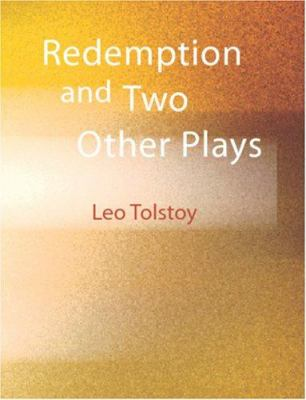 Redemption and Two Other Plays 9781426437380