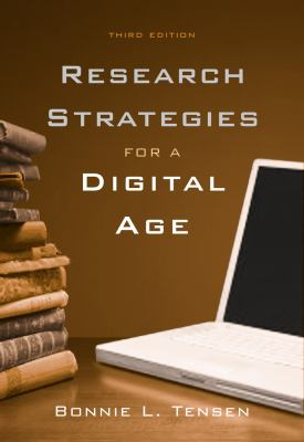 Research Strategies for a Digital Age 9781428231290