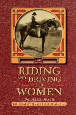 Riding and Driving for Women 9781429017008