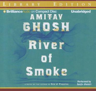 River of Smoke 9781423373827