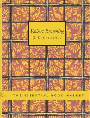 Robert Browning 9781426470066