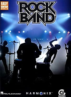 Rock Band: Easy Guitar with Notes and Tab 9781423439349