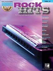 Rock Hits: Harmonica Play-Along Volume 2 6364674
