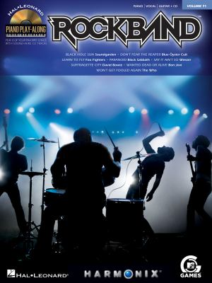 Rockband [With CD (Audio)] 9781423464273