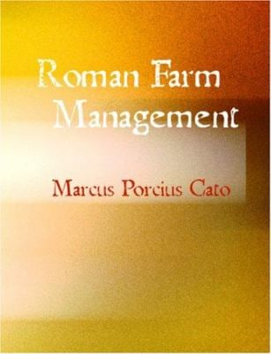 Roman Farm Management 9781426458712