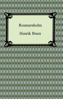 Rosmersholm 9781420931389