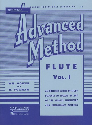 Rubank Advanced Method: Flute, Vol. I 9781423444343