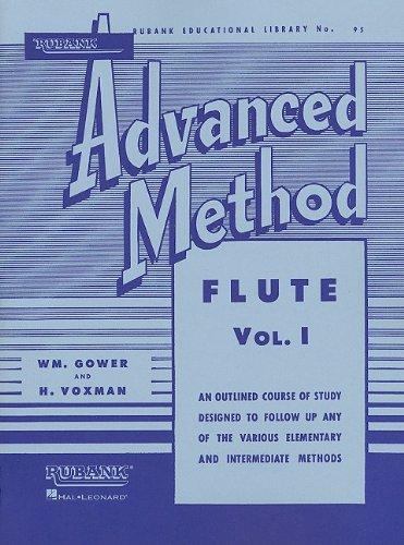 Rubank Advanced Method: Flute, Vol. I