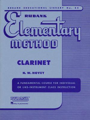 Rubank Elementary Method - Clarinet