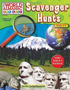 Scavenger Hunts: Grades 3-5 9781420638523
