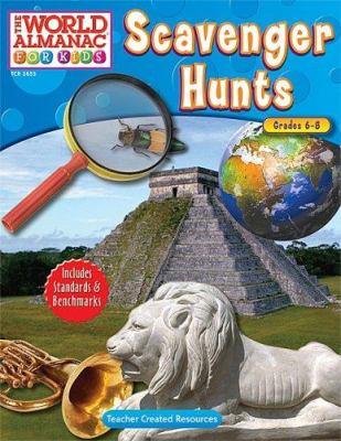 Scavenger Hunts: Grades 6-8 9781420638530