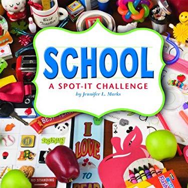 School: A Spot-It Challenge 9781429674317