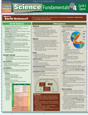 Science Fundamentals 4: Earth & Space 9781423208693