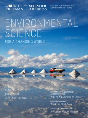 Scientific American Environmental Science for a Changing World 9781429219723