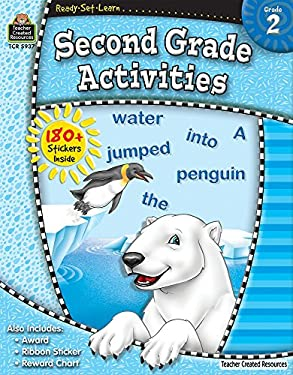 Second Grade Activities 9781420659375