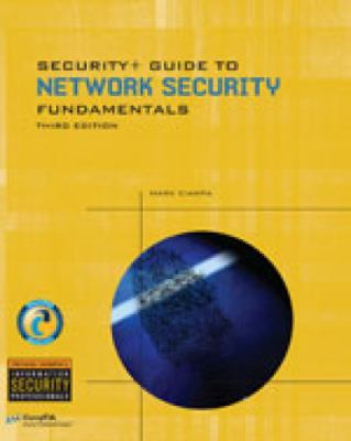 Security+ Guide to Network Security Fundamentals [With CDROM] 9781428340664
