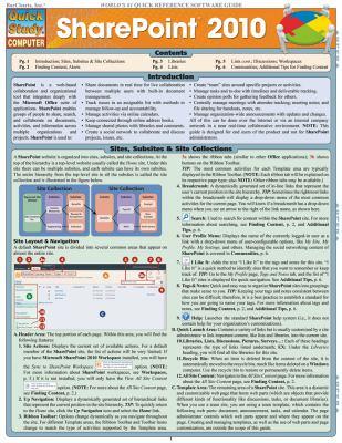 Sharepoint 2010 9781423216490