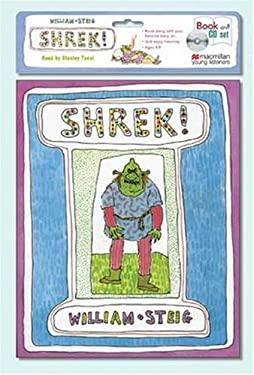 Shrek! Book & CD Set 9781427208279
