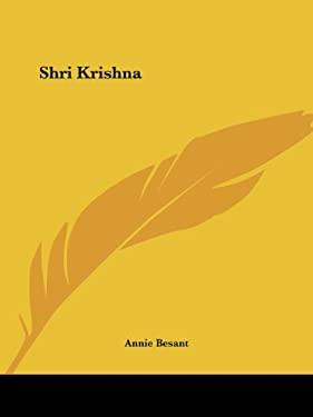 Shri Krishna 9781425315085
