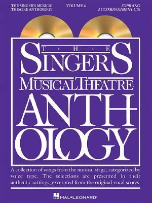 Singer's Musical Theatre Anthology: Soprano Volume 4
