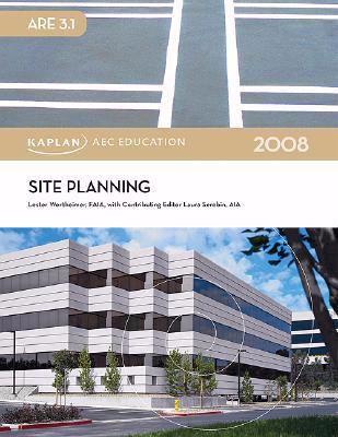 Site Planning 2008 9781427761583