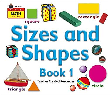Sizes and Shapes Book 1 9781420681666