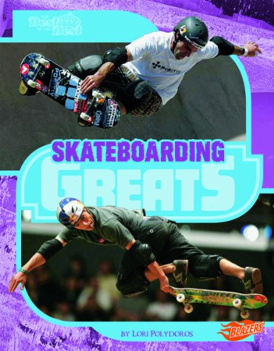Skateboarding Greats 9781429672535
