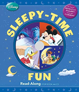 Sleepy-Time Fun [With Hardcover Book(s)]