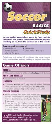 Soccer Basics 9781423202660