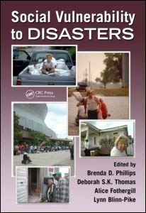 Social Vulnerability to DISASTERS 9781420078565