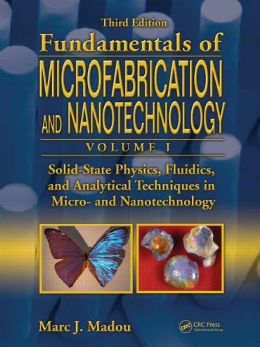 Solid-State Physics, Fluidics, and Analytical Techniques in Micro- And Nanotechnology 9781420055115