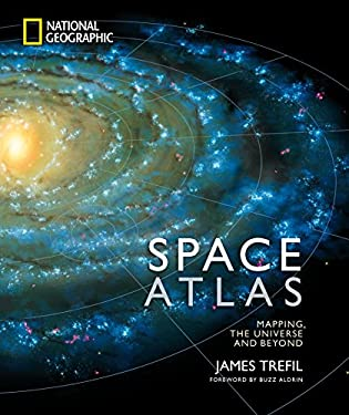 Space Atlas: Mapping the Universe and Beyond 9781426209710