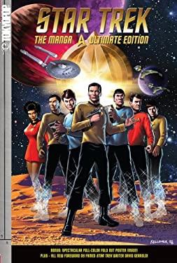 Star Trek: The Manga Ultimate Edition 9781427813527