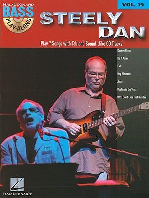 Steely Dan: Bass Play-Along Volume 19 9781423432128