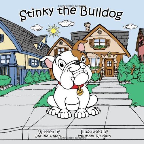 Stinky the Bulldog 9781420826975
