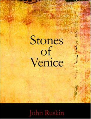 Stones of Venice 9781426437441