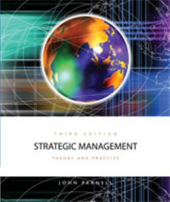 Strategic Management: Theory and Practice 9781426628825