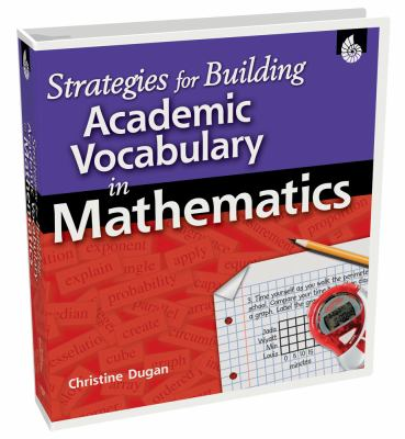 Strategies for Building Academic Vocabulary in Mathematics 9781425801274
