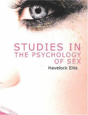 Studies in the Psychology of Sex, Volume 3 9781426473500