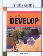 How Children Develop - Siegler, Robert / Deloache, Judy / Eisenberg, Nancy