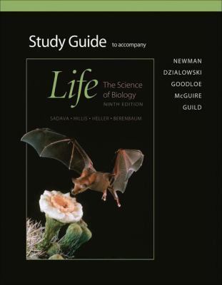 Study Guide for Life: The Science of Biology 9781429235693
